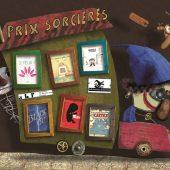 Affiche Prix Sorcières 2013 de Christian Voltz