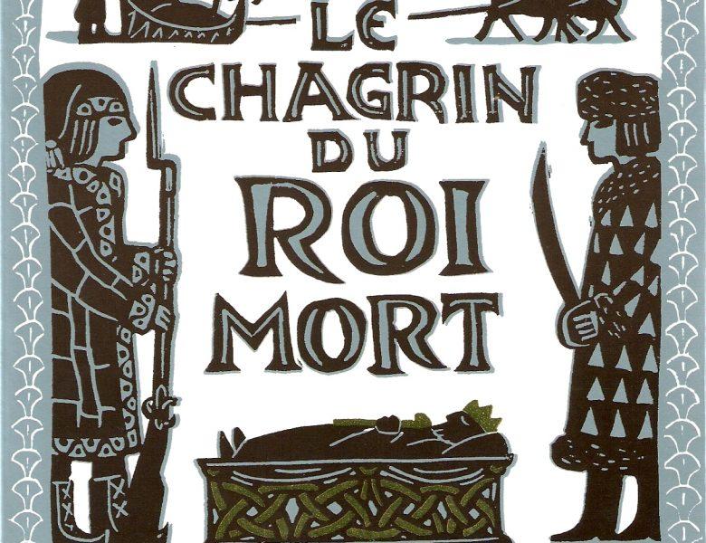 Le chagrin du roi mort de Jean-Claude Mourlevat, sélectionné pour le Prix ados 2011