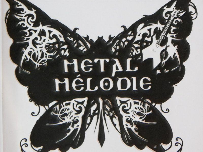 Metal mélodie, Maryvonne Rippert, Milan