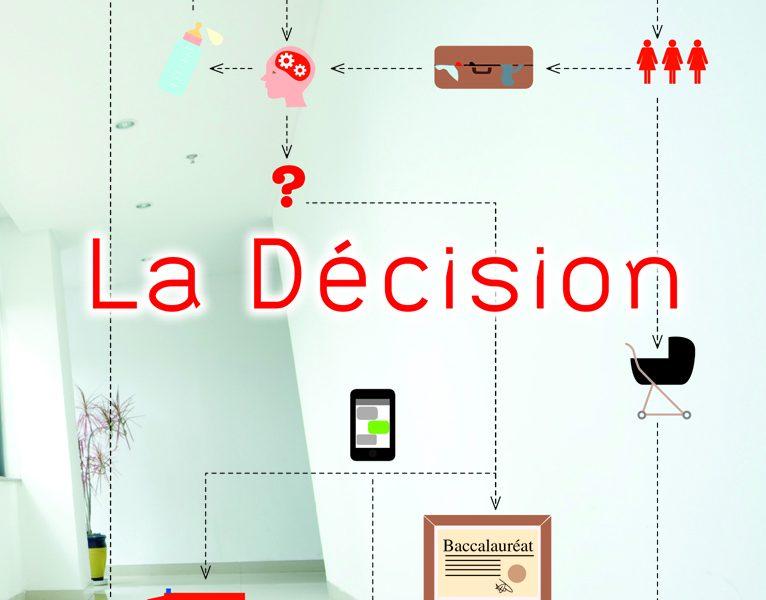 La décision, Isabelle Pandazopoulos, Gallimard jeunesse