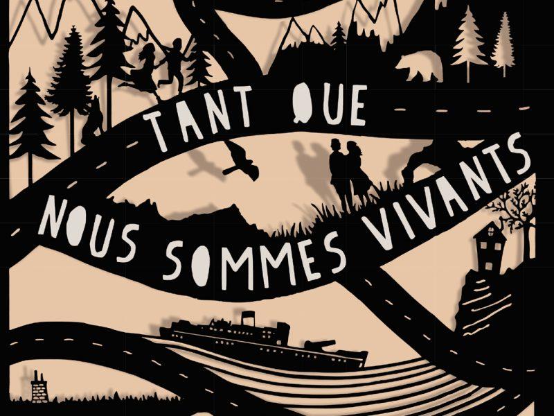 Tant que nous sommes vivants, Anne-Laure Bondoux, Gallimard jeunesse