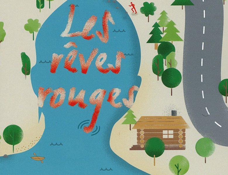 Les rêves rouges de Jean-François Chabas, Gallimard jeunesse