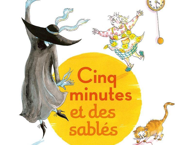 Cinq minutes et des sablés de Stéphane Servant et Irène Bonacina