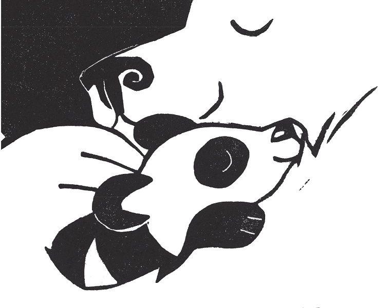 Panda et Pomme pomme, deux albums en carton pour les tout-petits