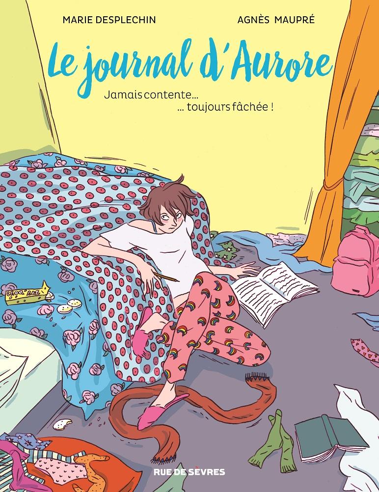Le journal d'Aurore, Marie Desplechin et Agnès Maupré, Rue de Sèvres