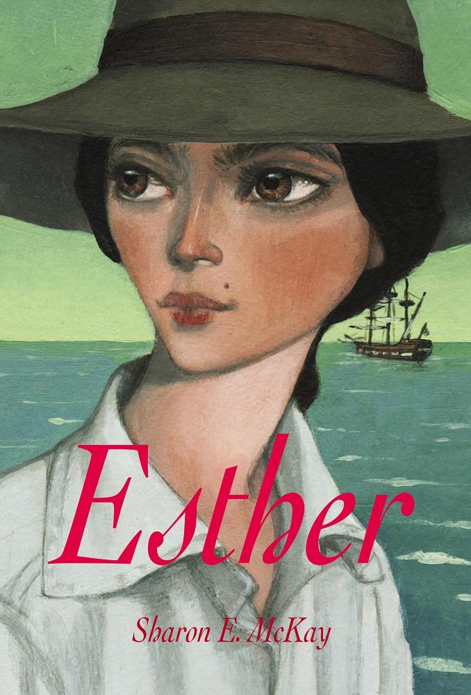 Esther, Sharon E. McKay, l'école des loisirs