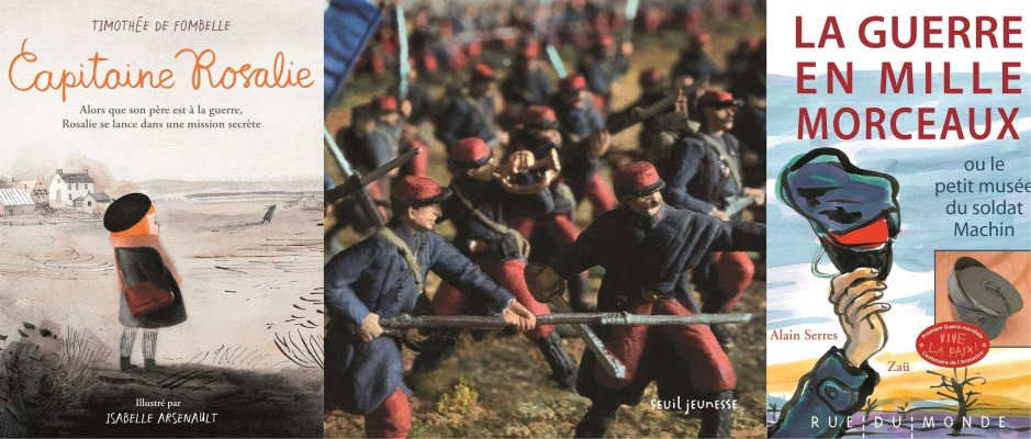 Trois albums pour se souvenir de l'absurdité de la Grande Guerre