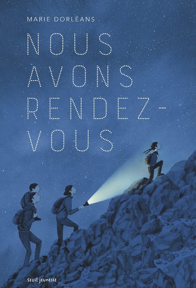 Prix Landerneau. L'album «Nous avons rendez-vous» de Marie Dorléans, lauréat 2019