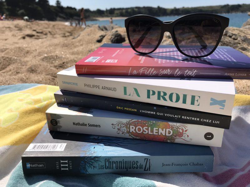 Huit romans ados pour finir l'été 2019 en beauté