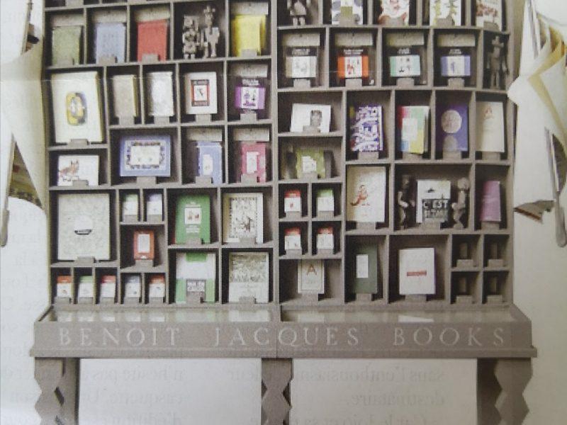 Mais qui se cache derrière Benoît Jacques Books ?