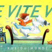 Clotilde Perrin, Rue du monde, 28 pages, 13 €. Dès 3 ans.