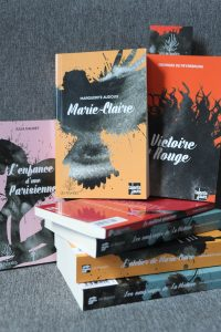 La collection pour adolescents «Les Plumées» des éditions Talents Hauts.