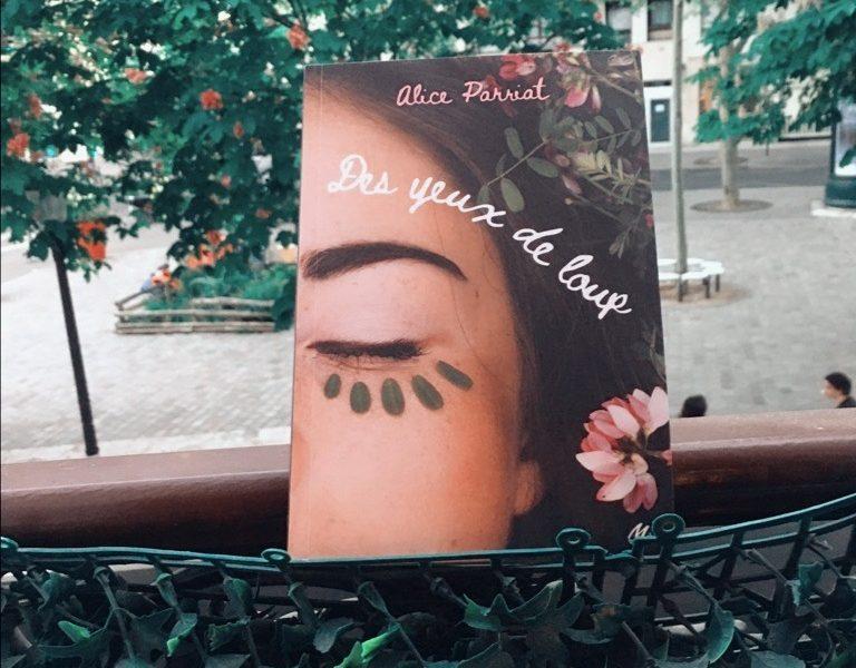Des yeux de loup, Alice Parriat, L'école des loisirs