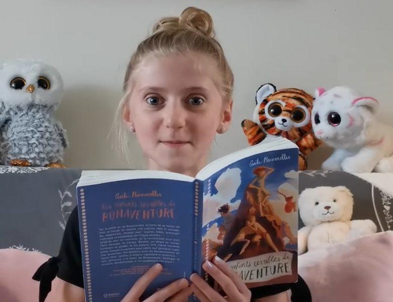 Bravo à Aurore et tous les Petits champions de la lecture!
