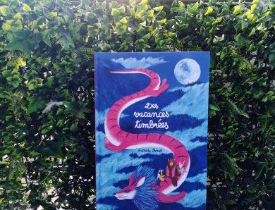 Des vacances timbrées, Mathilde Poncet, Les Fourmis rouges