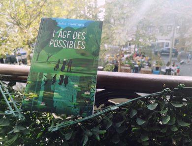 L'âge des possibles, Marie Chartres, L'école des loisirs
