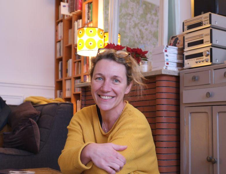 Anne-Laure Bondoux se souvient de l'écriture des Larmes de l'assassin