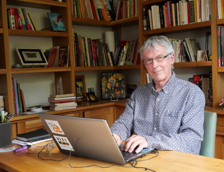 Rencontre avec Jean-Claude Mourlevat, le «Nobel» de la littérature jeunesse